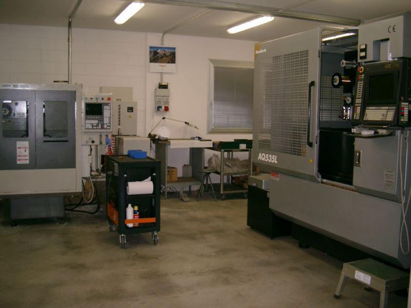Electrical discharge machining (EDM) - Machining Itay