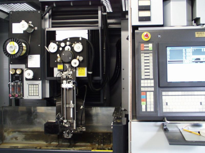 electrical discharge machining edm Electrical discharge machining (edm) is a process of metal machining in which a  tool discharges thousands of sparks to a metal workpiece a non-conventional.