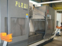 New 5-Axis vertical machining center: FLEXI-7P 6AX